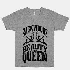 Backwoods Beauty Queen | HUMAN