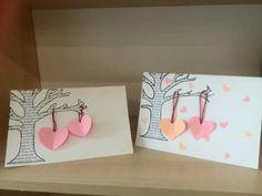 přání Valentine Heart, Spring Crafts, Art Education, Diy And Crafts, Easter, Create, Flowers, Cards, Facebook