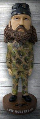 Duck Dynasty Bobble Head-- Duck Commander-- Choose Your Bobble head!!-- Si, Willie Kay, Phil, & Jase!!