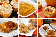 Low fat pumpkin recipes for fall!