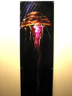 """Cheyenne Jellyfish"" x (sold)"