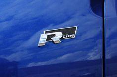 2014 Volkswagen Beetle R-Line - badge