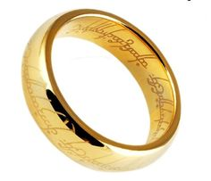 8MM Titanium Comfort Fit Wedding Band Ring Laser Etched Lord Of The Rings Style Gold Plated Band Ring ( Size 6 to 14) Lighter Than Tungsten - Ring Size: 9 Prime Pristine,http://www.amazon.com/dp/B00C1OFK5S/ref=cm_sw_r_pi_dp_PPC8sb0NPY3RKG0S