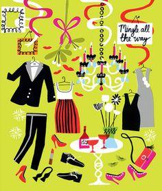Jenny Bowers: Bloomingdales Holiday