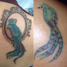 quetzal tattoo 33