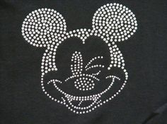 Mickey Mouse in hotfix