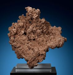 "Minerals:Decorative, Sand Selenite ""Desert Rose"". Morocco."