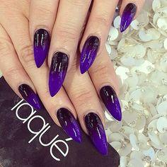 Vampire purple