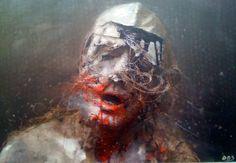 La trasfigurazione di Oliver De Sagazan