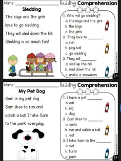 Spanish Games Free Printable To Learn Spanish Fast Tips Referral: 7678682437 First Grade Reading Comprehension, Grade 1 Reading, Phonics Reading, Reading Comprehension Worksheets, Kindergarten Reading, Reading Activities, English Phonics, English Vocabulary Words, English Reading