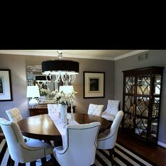 67 Best Dining Room Images Dining Room Geometric Rug Hand Tufted