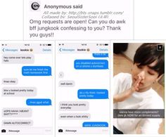 Your BFF Jungkook confesses he likes you.