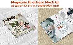 Check out Magazine Mock Up by akropol  on Creative Market