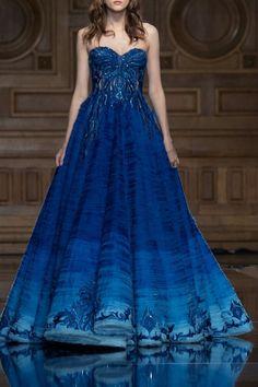 #Blue #Dress #Gown #EveningDress