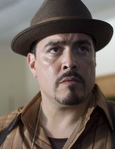 David Zayas from the cast of Dexter  (Love Him)
