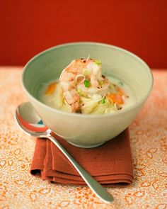 Martha Stewart, Quick Coconut Shrimp Soup