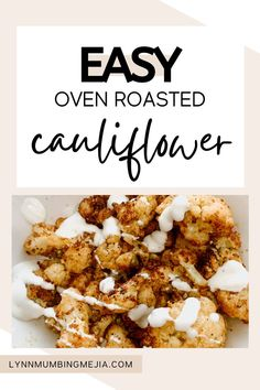 Want to know How to roast Cauliflower? The olive oil helps the cauliflower crisp up and the cumin elevates its flavour! It is the perfect dinner recipe for vegan and vegetarian guests as well as the perfect side for all meals. The seasoning mix for this roasted cauliflower recipe is super easy and anyone can do it! Read the full recipe on Easy Roasted Cauliflower on the blog now! #roastedcauliflower #cauliflower #vegetarianmeal #veganmeal #vegetariansidedish Quick Vegetarian Meals, Vegetarian Side Dishes, Roasted Cauliflower, Cauliflower Recipes, Seasoning Mixes, Grilled Meat, Oven Roast, Vegan Recipes, Dinner Recipes