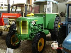 Zetor 50 Super by Caracheck