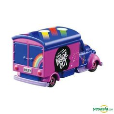 disney inside out   YESASIA: Tomica : Disney Motors DM Inside Out - Tomica, TAKARATOMY ...