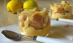 Crumble al lemon curd, ricetta dolce. http://blog.giallozafferano.it/oya/crumble-al-lemon-curd-ricetta-dolce/