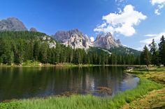 Wo sonst hat man so eine schöne Aussicht? #Südtirol #Italien #Urlaub #holidays #travel #Berge #Sommer #summer ©MarcelS - Fotolia