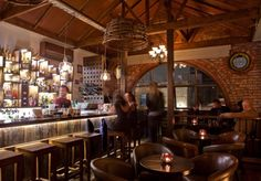 The Attic, upstairs from Black Pearl, Brunswick St Fitzroy