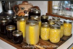 DSC_0482 copy Pickled Corn, Pickled Garlic, Pickled Cabbage, Home Canning Recipes, Canning Tips, Cooking Recipes, Canned Venison, Canned Food Storage, Corn Recipes