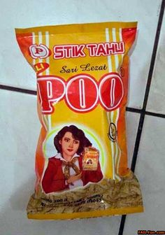 The foreign food names which are hilariously inappropriate in English Bad Food, Weird Food, Scary Food, Starwars, Candy Brands, Cosplay Anime, Food Humor, Funny Food, Food Names