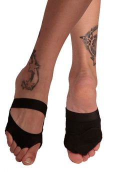 I need these for the days I dance but don't fee like wearing shoes. Also good for pole. Sole Savers | Trixie Toes
