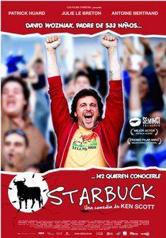 """Tráiler de """"Starbuck"""". Información, sinópsis y ficha técnica de la película #films #movies"""