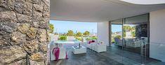 Contemporary Spanish Home Located in Finestrat, Alicante, Spain