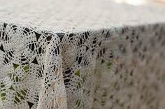 Lauren Vintage Lace Tablecloth, vintage linens for rent Dish Wish California & Hawaii Event Rentals, vintage linens for wedding, vintage bridal shower, vintage lace, lace wedding