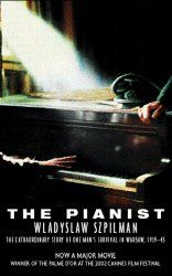 The Pianist: The Extraordinary Story of One Man's Survival in Warsaw, Wladyslaw Szpilman Berlin, Oscar Winning Films, Human Nature, Memoirs, Nonfiction, Survival, Author, Warsaw Uprising, Warsaw Ghetto