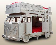 Prince George gets his first Campervan | Motorhome News