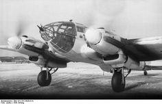 RUSSIA, 1943, HE 111
