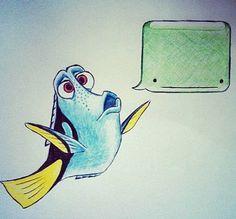 Dory speaks whale.