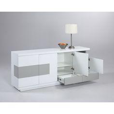 Christopher Knight Home Seasons Modern 4-Door Buffet - Overstock Shopping - Big Discounts on Christopher Knight Home Buffets