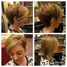 Beautiful pixie by Justin Dillaha @dillahajhair