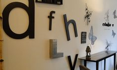 Decorating with letters 1...Looking for letter styles.
