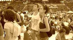 Pensieri a un concerto... ma quanto sono potenti 30 mila persone tutte insieme? Perle e Rime #concerto #jovanotti #amicizia #destino #poesie #filastrocche