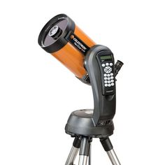 Astronomy is a fascinating hobby. With astronomy telescopes, not only do you partake in science, but you also have a fun time also. Astronomy is truly a life long passion, and a good astronomy telescope can help you get many happy years in astronomy. Orion Telescopes, Telescopes For Sale, Celestron Telescopes, Nasa Planets, Astronomical Telescope, Outdoor Power Equipment, Good Things, Technology, Astronomy