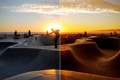 How to Make a Good Sunset Photo even Better with Adobe Photoshop