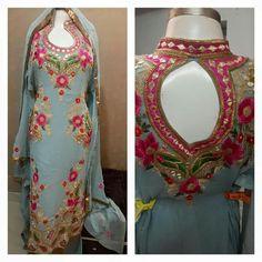 Order contact my whatsapp number 7874133176 Punjabi Dress, Pakistani Dresses, Indian Dresses, Punjabi Suits, Salwar Suits, Salwar Kameez, Indian Designer Suits, Indian Suits, Indian Attire