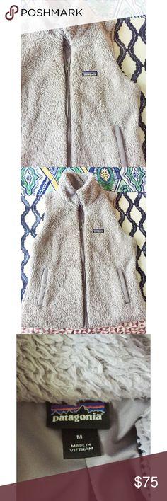 Patagonia Shaggy Vest Dusty Purple/Grey Patagonia Jackets & Coats Vests