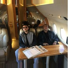 Bae on his private jet Abel Makkonen, Abel The Weeknd, Beauty Behind The Madness, Over Dose, I Love Him, Cute Pictures, Friendship, Daddy, Singer