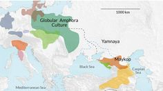 DNA reveals early mating between Asian herders and European farmers European Languages, Hunter Gatherer, Science News, Flora And Fauna, Prehistory, Black Sea, Bronze Age, Eastern Europe, Origins