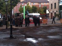 #LostCityofZ #RobertPattinson #CharlieHunnam #Belfast #NorthernIreland #Sienna Miller #Movie #SetPics #LCOZ #Set
