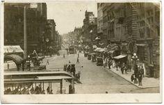 Pioneer Square, Seattle, c1911