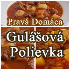 Right Home Goulash Soup recipe http://klikajte.sk/index.php/24-prava-domaca-gulasova-polievka.html #right #home #goulash #soup #recipe
