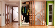 Sliding Doors & Walls | Raydoor : Gallery : Residential : Seefood Media - New York, Ny